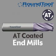 End Mills - AT Coated