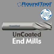 End Mills - Uncoated