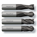 GR Series: D1 PVD Diamond coated end mills
