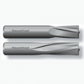 SU & SD Series: Slow Helix 4 flute fractional end mills